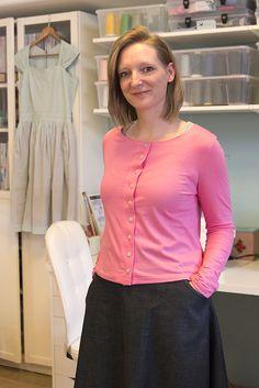 rosa p. Ruffle Blouse, Shirts, Button, Tops, Women, Fashion, Sew Dress, Jackets, Gowns
