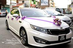 wedding car decoration - Hľadať Googlom