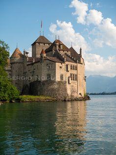 Chateau de Chillon, Switzerland