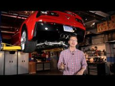 2014 Chevrolet Corvette Stingray Z51 - C/D Underbelly - YouTube