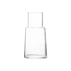 Discover the LSA International Chimney Vase - Transparent - 53 cm at Amara