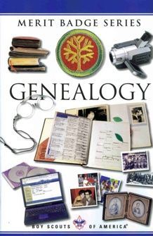 Genealogy Merit Badge Pamphlet