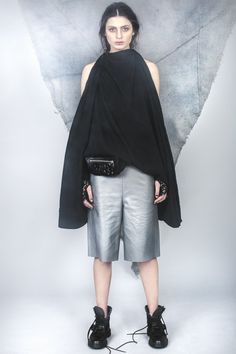 ALMAZ is a Romanian based womenswear brand founded in 2014 by creative duo Andra Olaru & Stefana Maior. Boxer, Backless, Women Wear, Normcore, Leather, Style, Fashion, Fashion Styles, Boxers