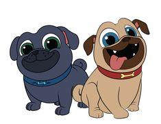 Puppy Dog Pals Character Transfer – Sage Creek Originals on Amazing Dog Photo Ideas 3448