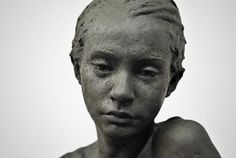 Florence Academy of Art 3rd year sculpture student, Eudald de Juana recent work