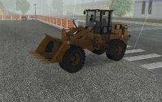 Euro Truck Simulator 2 Sürülebilir Cat Dozer Yaması