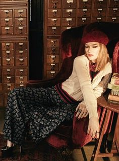 Dakota Johnson for The Edit Magazine 2016