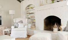 Risultati immagini per fireplaces white