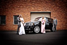 After being in a few bridal parties that I have photographed i was stoked to hear that Sarah would now have her turn to be the bride. Brick Wall, Urban, Bride, Car, Wedding Bride, Automobile, Bridal, The Bride, Vehicles