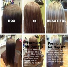 HOW TO: The Freeflow - Hair Color | Blonde | Pinterest | Salons ...