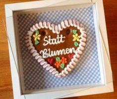Gerettetes Lebkuchenherz / Save my gingerbread heart