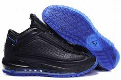 size 40 ec97b ed94d Nike Air Foamposite Shoes Nike Air Ken Griffey Max GD II Black Varsity  Royal  Nike Air Ken Griffey Max GD - Creative design lets the Nike Air Ken  Griffey ...