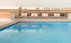 Pool Sofa Sofa, Couch, Places, Outdoor Decor, Home Decor, Settee, Settee, Decoration Home, Room Decor
