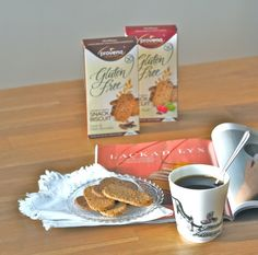 Go 4 it vol. 2 blog: Provena Gluten Free Snack Biscuits