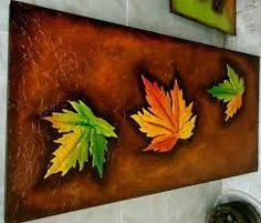 Resultado de imagen para cuadros con hojas y flores secas