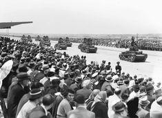 Parada Militara in Cotroceni - 10 mai 1937 Dolores Park, Travel, Military, Viajes, Trips, Tourism, Traveling