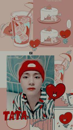 Bts Aesthetic Wallpaper For Phone, Bts Wallpaper Desktop, Lisa Blackpink Wallpaper, Cute Wallpapers, Foto Jungkook, Bts Taehyung, Walpapers Cute, K Pop, Bts Playlist