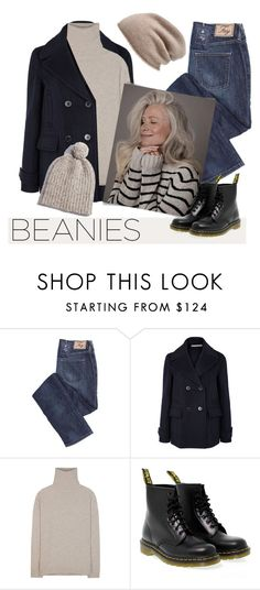 """Beanie"" by patricia-dimmick on Polyvore featuring Vince, Jardin des Orangers, CO, Dr. Martens, Alex Mill, Halogen, beanies, cashmere, toque and knitcap"