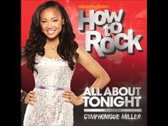 Cymphonique's 'All About Tonight' Single Art — JJJ Exclusive! Cymphonique Miller, Music Videos, It Cast, Songs, Rock, Formal Dresses, My Love, Youtube, Lyrics