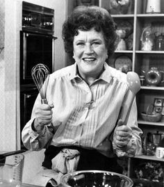 10 Amazing Photos of Julia Child Having the Time of Her Life in the Kitchen | Kitchn