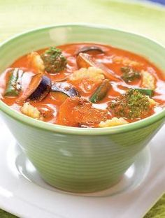 Vegetables in Thai Red Curry
