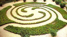 Ландшафтный дизайн, дизайн сада от Фернандо Карунчо (Fernando Caruncho)