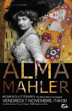 Conférence sur Alma Mahler