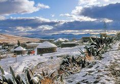 Continents, South Africa, Skiing, Southern, Weather, Ski Resorts, Earth, Sky, Vacation