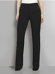 Black pants... a MUST for work!