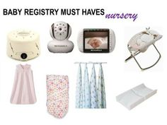 Registry 101 | Lattes & Lullabies