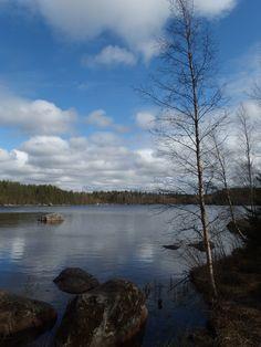 Pilvilampea keväällä, Vaasa