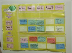 Introduction to Edcamp: A New Conference Model Built on Collaboration mentioned in the #CAedchat on 3/24 (Topic Edcamps) Written by Mary Beth Hertz on her Edutopia Blog- you can follow her @mbteach