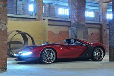 most expensive cars in the world  million ferrari pininfarina sergio