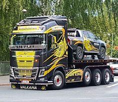 Volvo Trucks, Sweden, Vehicles, Trucks, Car, Vehicle, Tools