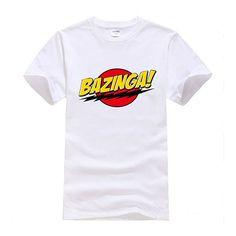 512cb705a80c Коллекция футболок для фанатов Теории Большого Взрыва  ТЕОРИЯБОЛЬШОГОВЗРЫВА   TBBT  ФУТБОЛКА Новая Мода,