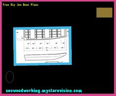 Free Diy Jon Boat Plans 152234 - Woodworking Plans and Projects!