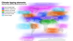 A Guide to Climate Tipping Points   by Steve Daniels   Climate Conscious   May, 2021   Medium What Is Climate, Climate Change, The Tipping Point, Ocean Activities, Sea Ice, Sea Level Rise, World Economic Forum, Greenhouse Gases, Extreme Weather