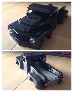 Rat Rod Lego Truck