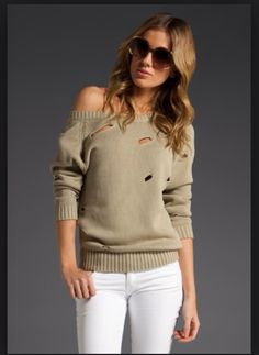 See by Chloe Holes Pullover (I have the lighter version)