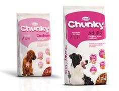 Chunky — The Dieline