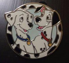 New-Authentic-Disney-Good-Evil-Pongo-Perdita-101-Dalmatians-Mystery-Trading-Pin