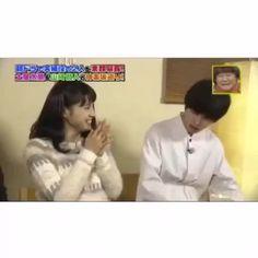 [Vine] https://vine.co/v/ibrlwXvmPrW Kento Yamazaki impersonates Tao Tsuchiya