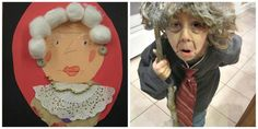 100th day of school- I'm not sure who is more excited for 100's day, me or the kids!!