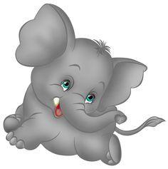 cute baby elephant clip art - Google Search