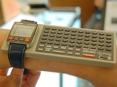 The first Apple Watch