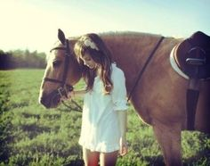 girl and her horse {for ana}