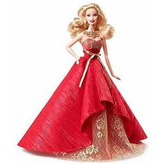 Barbie Holiday 2014 Collector's Doll