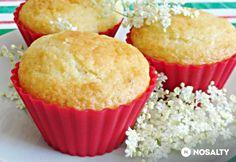 Bodzás-citromos muffin Cupcakes, Tasty, Cookies, Breakfast, Food, Koken, Food Food, Biscuits, Morning Coffee