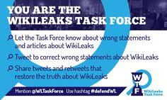 (1) WikiLeaks Task Force (@WLTaskForce) | Twitter