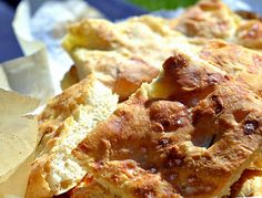 La Cuoca: Focaccia: (ne)obyčejná chlebová placka